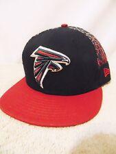 NEW ERA 59 FIFTY Adult Atlanta Falcons NFL Straight bill Snapback Hat/Cap