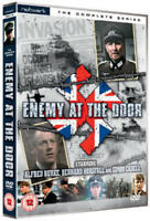 ENEMY AT THE DOOR the complete series. Alfred Burke. 8 disc box set. New DVD.