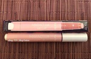 NIB TARTE Maracuja Juicy Lip Gloss Lip Balm ORCHID Full Size 0.095 oz./2.7 g