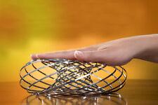 Street Performer Galaxy Globe Toroflux Magic Trick Perpetual Flow Motion Fun Toy