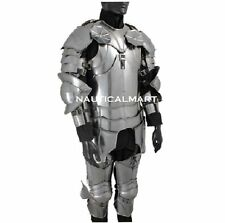 LARP SUIT OF ARMOR- Gothic wearable Suit Of Armor