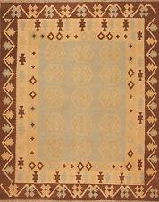 Tappeto orientale Intrecciato a mano Afghanistan Kilim no. 3311 (246 x 200)cm