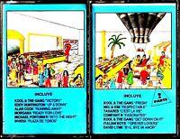 CASx2 - MAX MIX 5 - 2ª PARTE - VARIOUS MIXED BY: PERET & CASTELLS (MINT, SEALED)