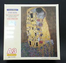 TOMAX 1000 pieces Jigsaw puzzles Gustav Klimt The Kiss bulmaca birthday gift