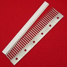 5mm 36 deckerkamm-Transfer Comb sockscomb Decker Pfaff Passap knitting machine