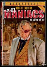 2001 MANIACS MOVIE SCRIPT HORROR HERSCHELL GORDON LEWIS