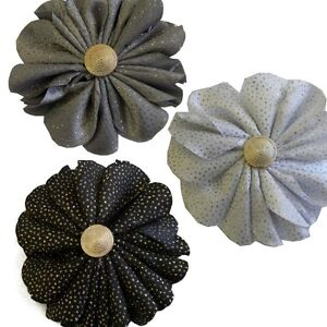 Stunning Hair Clip Cute Glitter Flower Girls Stylish Barrette Hair Accessory