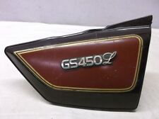 Used Right Side Cover for 1984-86 Suzuki GS450