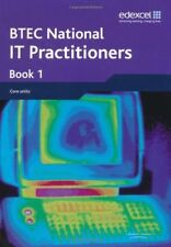 BTEC Nationals IT Practitioners Student Book 1