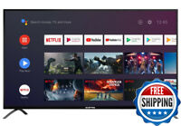"""Sceptre 55"""" Class TV 2160p Android Smart 4K LED TV with Google Assistant New"""