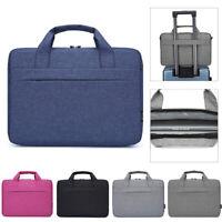 Sleeve Case Laptop Bag Notebook Cover For Apple MacBook HP Dell Lenovo