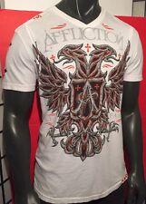 AFFLICTION LARGE SHIRT PHOENIX,ROCKER,TATTOO,BIKER USA,UFC,Bellator, MMA