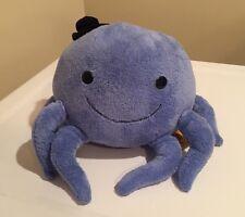 RARE 2002 HTF Gund Nick Jr. OSWALD Octopus Plush Nickelodeon The Oswald Show
