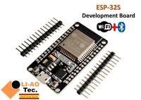 ESP32 Development Board WiFi & Bluetooth Dual Cores ESP-32 ESP-32S
