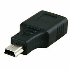 USB 2.0 Type A to Micro USB 5-Pin MINI Type B Male Adapter