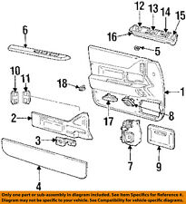 New Motors Erie Pa >> Interior Door Panels & Parts for Buick LeSabre for sale   eBay