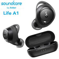 Soundcore Life A1 Wireless Bluetooth Earbuds Waterproof Sports Headset Charging
