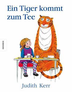 Ein Tiger kommt zum Tee Kerr, Judith Hardcover