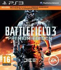 Battlefield 3 Premium Edition (PS3), Very Good PlayStation 3, Playstation 3 Vide