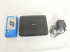 "Philips PET741B/37 Portable DVD Player w/ 9"" WideScreen TV Monitor -TESTED *READ"