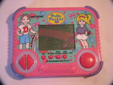 TIGER ELECTRONIC POLLY POCKET HANDHELD GAME