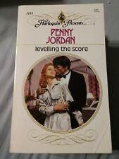Penny Jordan Levelling the Score B2G1
