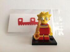 LEGO 71005 The Simpsons Series 1 Lisa Simpson Minifigure Minifig Genuine