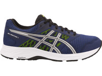 ASICS Gel-Contend 5 Men Indigo Blue Running Trainers Sneakers Shoes 1011A256.401