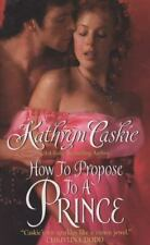 How to Propose to a Prince (Avon Romantic Treasure)-ExLibrary