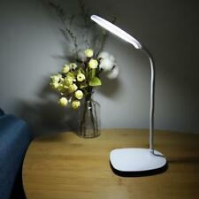 Dimmable LED Desk Lamp USB Charging Book Reading Light Table Lamp Touch Light