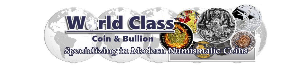 World Class Coin and Bullion
