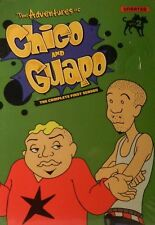 The ADVENTURES of CHICO and GUAPO The COMPLETE FIRST SEASON 8 Episodes + Extras