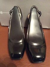 Rockport Woman's Luciana Slingback Black