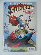 Superman 8/2012 Nr. 2 - DC - Z. Sehr gut