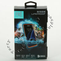 LifeProof Fre Waterproof Dustproof Samsung Galaxy S8 Case Sunset Bay Teal/Orange