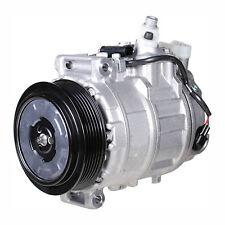 DENSO 471-1593 New Compressor And Clutch
