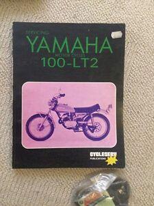 Yamaha LT2 Service Manual Owners Like New Lt1