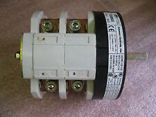 BREMAS CB1000004243 4 POLE CAM SWITCH-111905