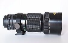 Canon FD 300mm f/4 Telephoto Prime MF Lens -  Excellent condition