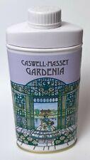 New CASWELL-MASSEY Gardenia Floral Talc - 3.5 oz - **RARE!**