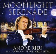 André Rieu, Johann Strauss Orchestra Netherlands - Moonlight Serenade [New CD] H