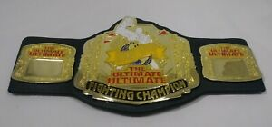 Jakks Pacific 2010 UFC Ultimate Ultimate Championship Belt Kids Replica Toy Rare