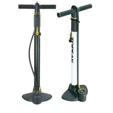Pompa Officina con Manometro MV-TEK 11-Bar per Bici 20-24-26 Fat Bike 0725