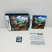 Up Nintendo DS Video Game Complete With Manual Disney Pixar