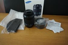 Samsung 50-200mm F/4.0-5.6 Lente ED OIS III (Negro)