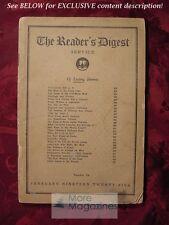 Reader's Digest February 1925 George Bernard Shaw Bruce Barton David Grayson