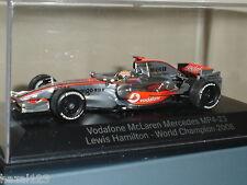 Concesionario oficial de Mercedes McLaren Hamilton 2008 con Champ-raro Y Coleccionable