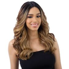 FREETRESS EQUAL SYNTHETIC 5 INCH DEEP LACE PART WIG LONG WAVY - VALENTINO