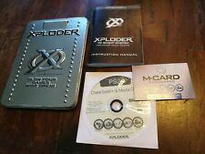 Xploder V5 Cheat System Ps2 Ottima Edizione Italiana Completa