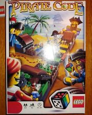 Lego Pirate Code dice Game 3840 complete set all pieces Build Play 2 - 4 players